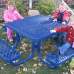 Outdoor Furniture and Playground Equipment.