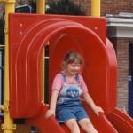 Slide entry