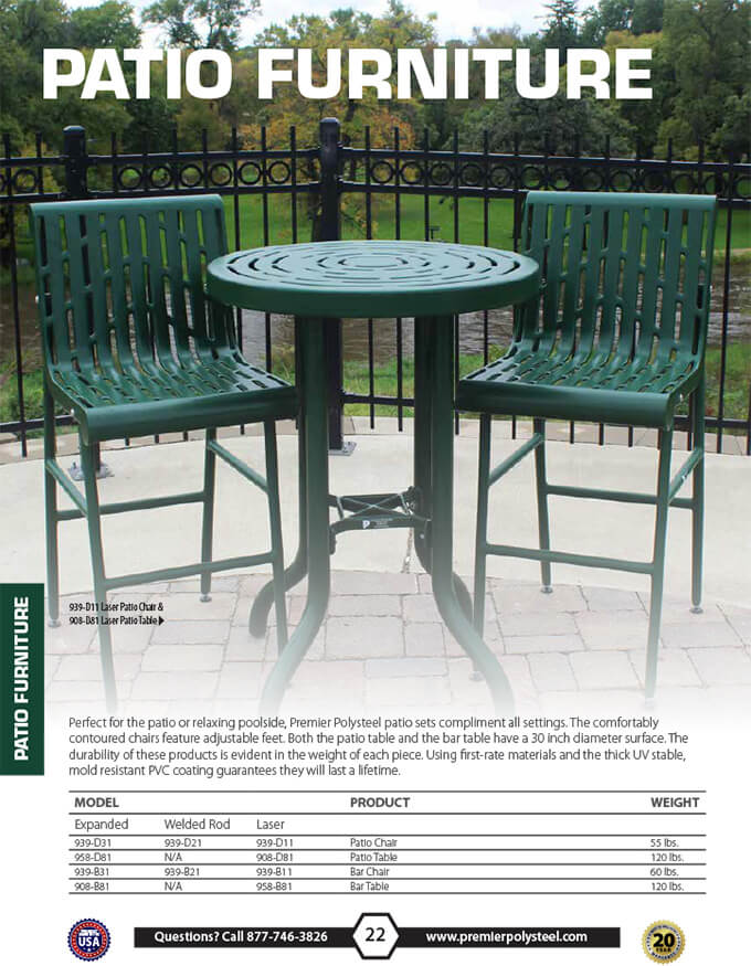 Premier Polysteel Catalog ID 1705-22 copy
